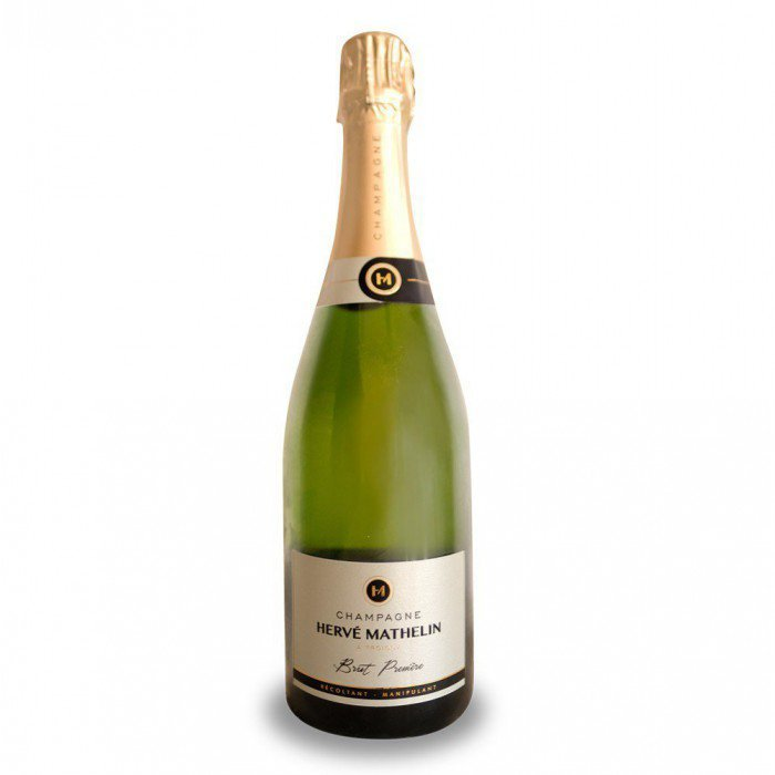 Hervé Mathelin Brut Premiere Champagne NV