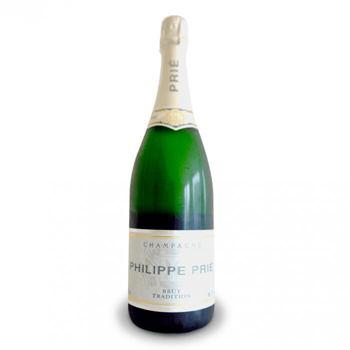 Philippe Prié Brut Tradition Champagne NV